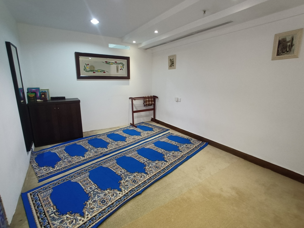 Prayer Room/Surau